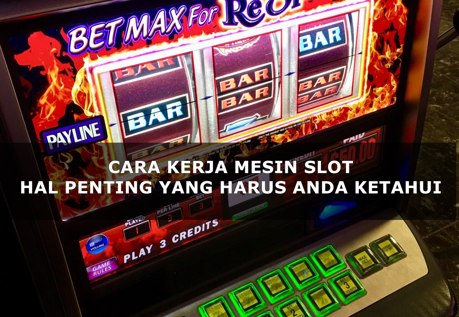 mesin slot
